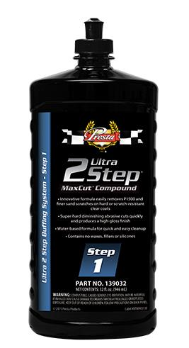 Car Detailing Products >> Ultra 2 Step® MaxCut™ Compound