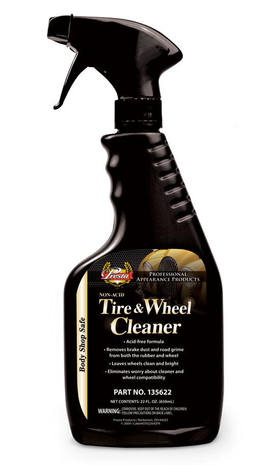 Non Acid Tire Amp Wheel Cleaner