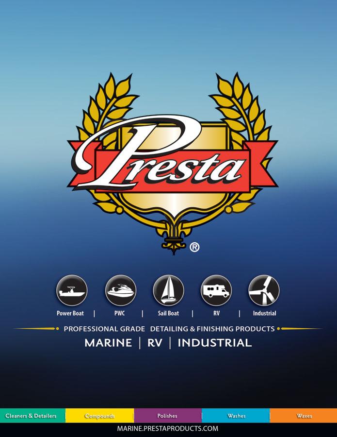 Presta Marine Products | Presta Products