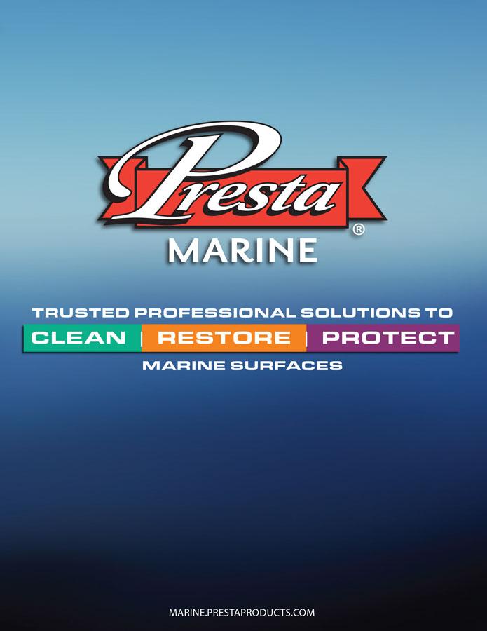 Presta 2020 Marine Products Catalog