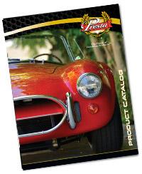 Presta Auto Paint Refinishing and Car Detailing Catalog